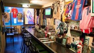 ファンタジスタカフェにて ベガルタ仙台ハモンディスから追加点で場が盛り上がる