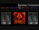 【GITADORA】Burning Cremation【Tri-Boost】