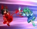 【MUGENストーリー】赤色の焔 part32 お見舞い