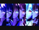 【MMD杯ZERO2予告】.LIVEアイドル部「カコイイ組」六人が踊るLove Me If You Can