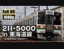 【JR東海】211系5000番台 in 東海道線 ~Collection Vol.01~