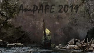 【AniPAFE2019のご案内】自由のための闘争【MAD/AMV】