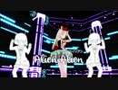 【MMD】 Alien Alien 【弦巻 こころ】