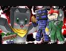 【Minecraft】 マイクラ肝試し2019 TESTPLAY 第1話【Fe:視点】