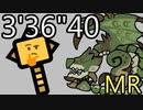 """【MHWIB】03'36""""40 MR リオレイアハンマー (TA wiki + Clutch Claw)"""