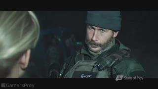 Call of Duty Modern Warfare (2019) ストーリーPV【第3回プレイステーションダイレクト】「State of Play」PlayStation