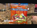 trying American candy : TOOTSIE FRUIT CHEWS