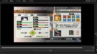 [プレイ動画] 戦国無双4の本能寺の変をいのりでプレイ