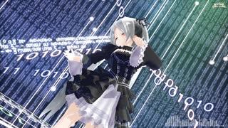 【MMD】 あぴミクで ♪ paranoia ♪  [1080P]
