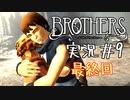 【実況】兄弟の命運を分ける私の同時コントロール #9 最終回【ブラザーズ: 2人の息子の物語】