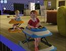 〖Sims3でAPH〗もっと小さい世帯1