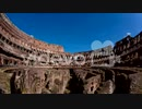 Timelapse from Inside The Colosseum Rome 藤谷里志
