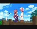 まちカドまぞく 第12話「シャミ子、桃にプロポーズ⁉桃色魔族の誕生」