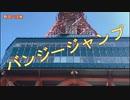 撮影失敗でガチギレの野田草履バンジージャンプ