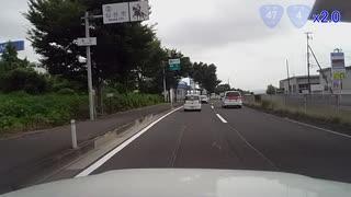 【車載動画】国道4号part16+V
