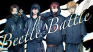 【ニコカラ】Beetle Battle《浦島坂田船》(On Vocal)±0