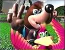 【N64】バンジョーとカズーイの大冒険1と2【CM】