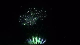 2019.10.5(徳島)にし阿波の花火 「藍染まる夜空」
