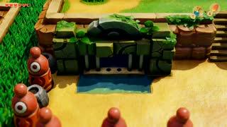 【実況】世代だったけど完全初見なリメイク版ゼルダの伝説夢をみる島~part.7(前半)~