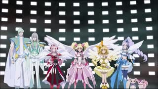 Let's! フレッシュプリキュア! ~Hybrid ver for the Movie【MAD】