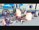 【危険】プーさんとイーヨーがTABSに殴り込みだ! - Totally Accurate Battle Simulator