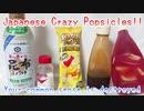 【閲覧注意】Japanese Crazy Popsicles!!