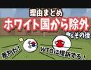 【アニメ】ホワイト国除外まとめ【ポーランドボール】