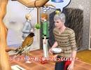 〖Sims3でAPH〗ハヤブサ君を偲ぶ(ほぼスライドショー)