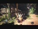 【MHW】ツインテおじさんがモンスターを狩っていくw パート34