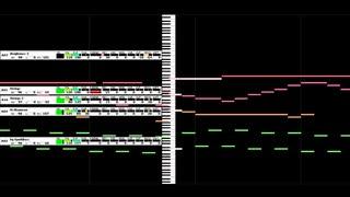 【MIDI】亀上的竜宮生活++ 解剖付き / がんばれゴエモン でろでろ道中【耳コピ】