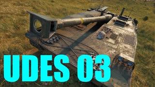 【WoT:UDES 03】ゆっくり実況でおくる戦車戦Part624 byアラモンド
