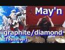 (アズールレーンOP)【May'n】graphite/diamond(TVsize)叩いてみた!〔クリタ〕