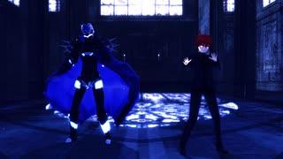 【Fate/MMD】「アンヘル」By.ぐだ子&男性好き鯖 (1080p対応)