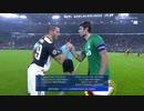 《19-20UEFA CL》 [GS第3節・D組] ユヴェントス vs ロコモティフ・モスクワ