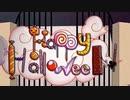 【歌ってみた】Happy Halloween【ねこ型たぬき】