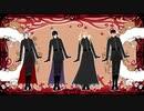 【MMD刀剣乱舞】Happy Halloween【大般若・燭台切・小竜・小豆】※衣装配布有