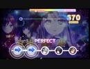 【デレステ創作譜面】BLACK SHOUT/Roselia【BanG Dream!】