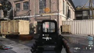 発砲炎サイレンサー Call of Duty Modern Warfare ♯4 加齢た声でゲームを実況