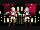 【東方MMD】レミリア×フランドール「Happy Halloween」