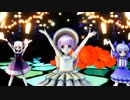 【MMD】Happy_Halloween【幼女3人】