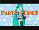 【MMD杯ZERO2参加動画】Party Time!!! ハンドクラップで遊ぼう