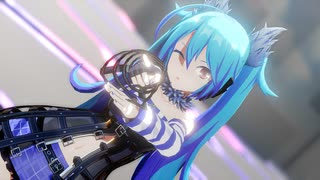 【MMD杯ZERO2】どっと式初音ミク・ロッキンストーンで「Satisfaction」【VOCALOID】