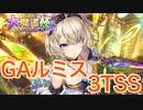 【黒ウィズ】イタズラ大魔道杯 ルミス軸3TSSで攻略!