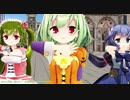 【MMD花騎士】花騎士5人で「一騎当千」その2