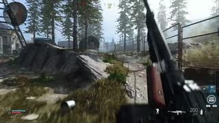 200発 Call of Duty Modern Warfare ♯8 加齢た声でゲームを実況
