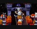 【Ray-mmd】白露型三姉妹?がハロウィン風ステージでHappy Halloween