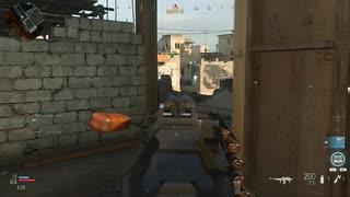 腰だめ重視 Call of Duty Modern Warfare ♯11 加齢た声でゲームを実況