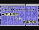 【駒並べ】 第4期 叡王戦 深浦康市 v.s. 藤井猛
