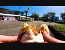 【安濃SA】パン?うどん?よく分からなくなるもん食ってみた【三重旅03】