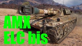 【WoT:AMX ELC bis】ゆっくり実況でおくる戦車戦Part628 byアラモンド
